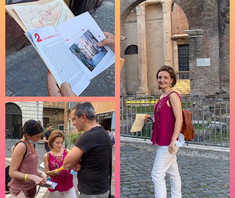 Il mio primo blog tour: alla scoperta di Ghetto e Trastevere a Roma con X City Tours