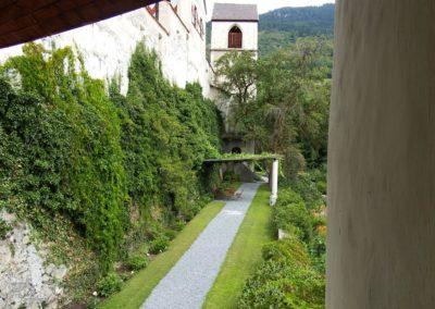 Giardini di Castel Coira