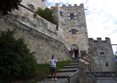 ingresso Castel Coira Val Venosta