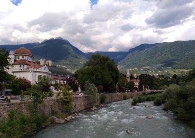merano fiume passisio