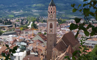Merano, meraviglia dell'Alto Adige