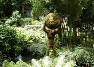 passeggiata gilf scultura