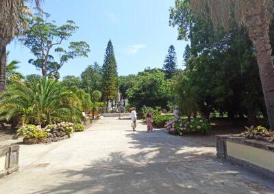 orto botanico portici