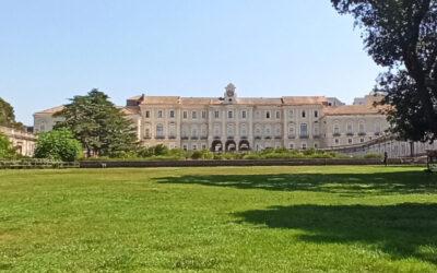 Turista nella mia città: visita alla Reggia di Portici