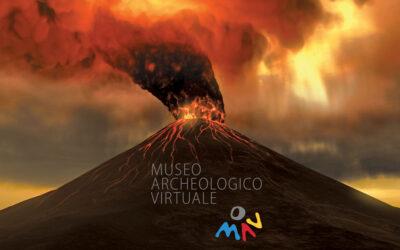 """""""Eruzioni Vesuviane – un viaggio virtuale a Pompei ed Ercolano"""" la mia visita online al MAV"""