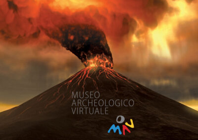 Eruzione Vesuvio 2