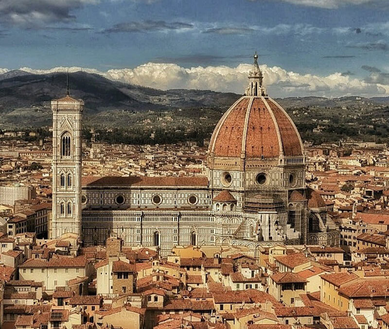 Sono tornata a Firenze, stavolta online!