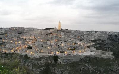 La mia visita di Pasquetta online dei Sassi di Matera