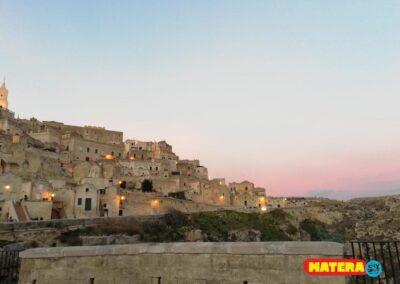Vista di Matera