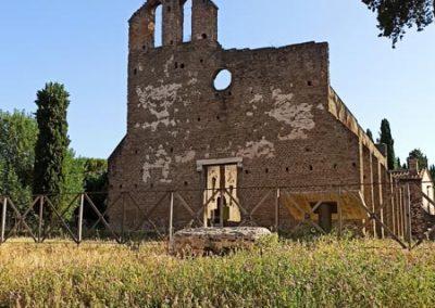 Chiesa San Nicola Via Appia