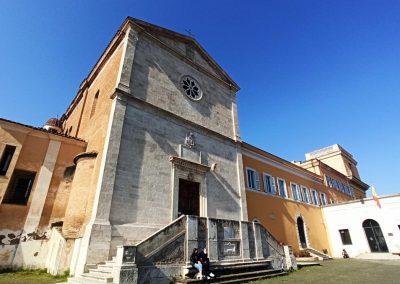 Chiesa San Pietro in Montorio