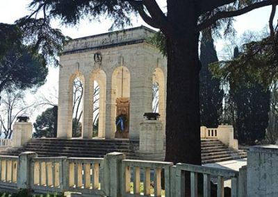 Mausoleo ossario Gianicolo