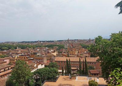 Veduta da San Pietro in Montorio