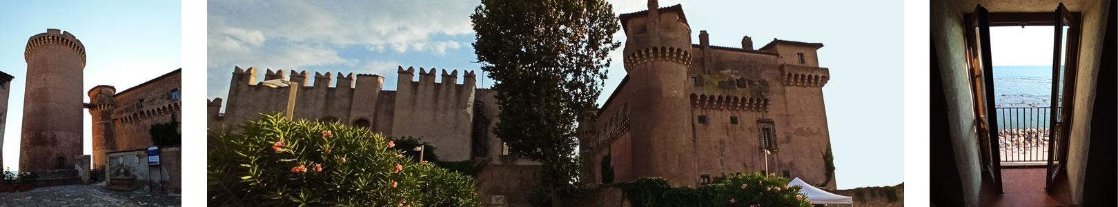 Visita al Castello di Santa Severa