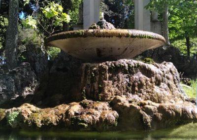 Fontana di Esculapio