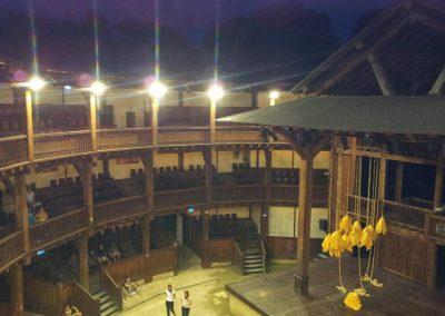 Gigi Proietti Globe Theatre
