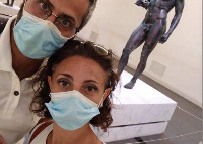 Museo Nazionale Reggio Calabria Bronzi