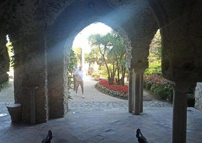 Villa Rufolo Sala da Pranzo