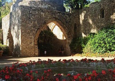 Villa Rufolo Sala dei Cavalieri