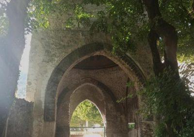 Villa Rufolo Torre d'ingresso