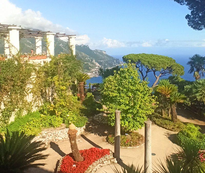 Visita a Villa Rufolo, luogo incantato della città di Ravello