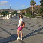Passeggiata a Reggio Calabria