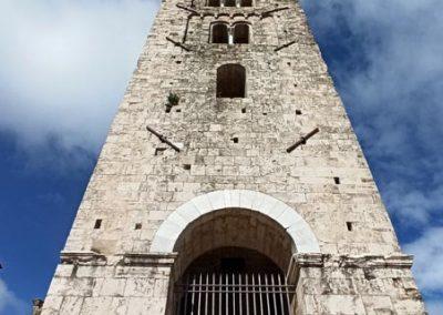 Campanile Duomo di Anagni
