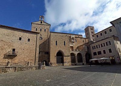 Duomo Anagni da Piazza Innocenzo III