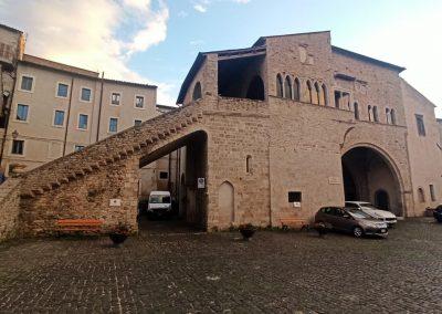 Palazzo comunale o della Ragione facciata